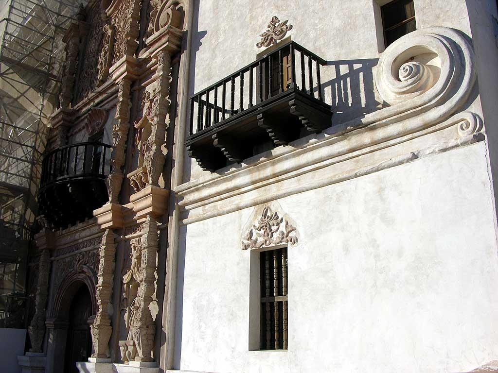 San Xavier del Bac