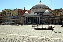 Naples Basilica di Santa Restituta