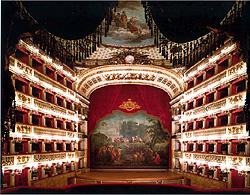 Naples Teatro di San Carlo