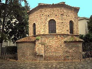 ravenna Arian Baptistery