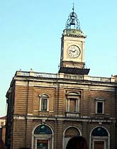 ravenna Clock Tower