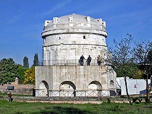 ravenna Tomb of Theodoric