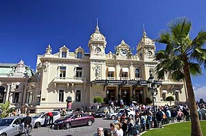 South of France Le Casino de Monte Carlo