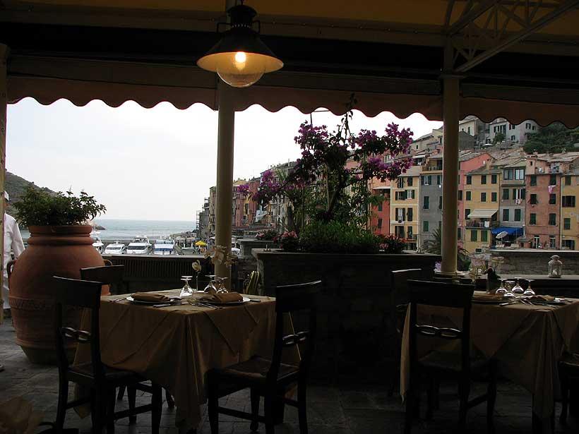 Tuscany by car saturday 063007 porto venere for Portovenere cuisine