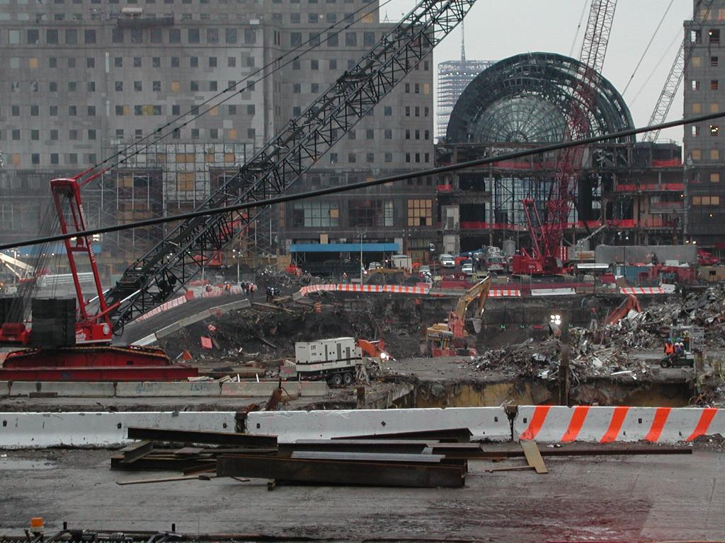Ground Zero Close Up